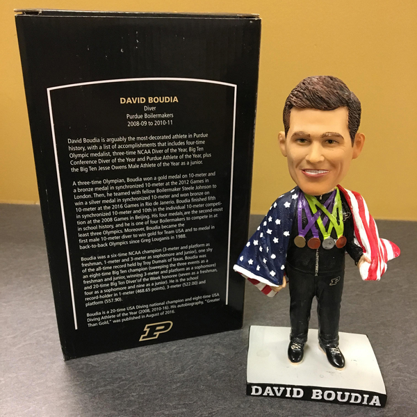Photo of David Boudia Bobblehead (B)