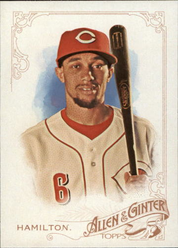 Photo of 2015 Topps Allen and Ginter #275 Billy Hamilton