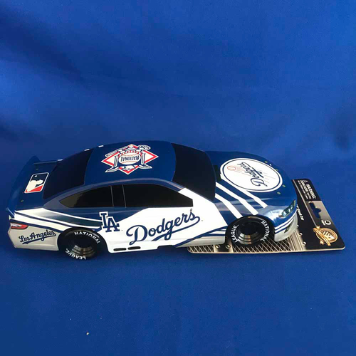 UMPS CARE AUCTION: Los Angeles Dodgers Lionel Racing MLB 1:18 Scale Stock Car