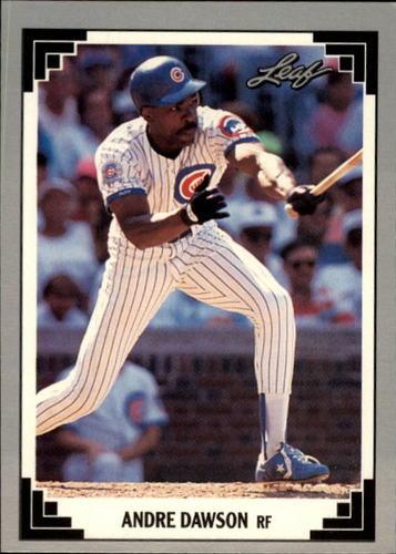 Photo of 1991 Leaf #400 Andre Dawson