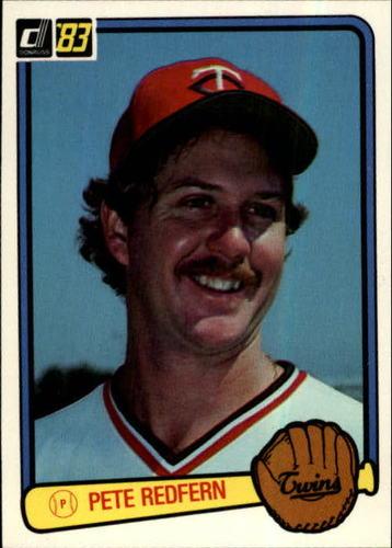 Photo of 1983 Donruss #256 Pete Redfern