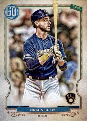 Photo of 2020 Topps Gypsy Queen #241 Ryan Braun