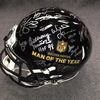 Walter Payton Man of the Year multi signed helmet (including Drew Brees, Peyton Manning, Dan Marino) + 100 Entries into the Drew Brees Weekly Experience Sweepstakes