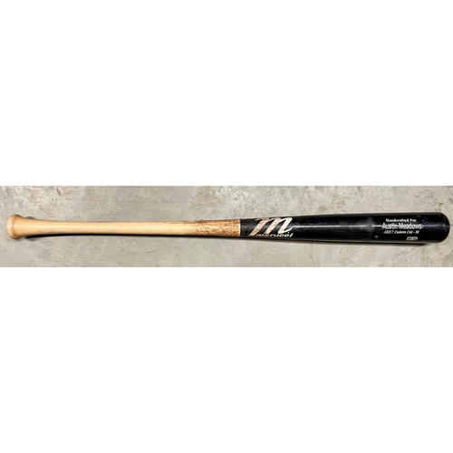 Photo of Game Used Broken Bat: Austin Meadows #17 - August 12, 2021 at BOS