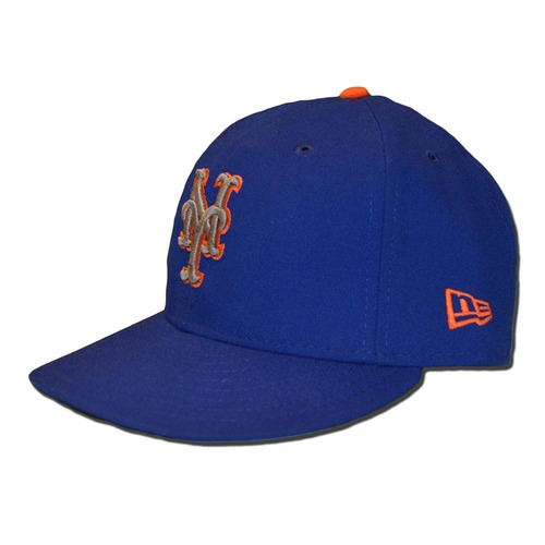 Seth Lugo #67 - Game Used Blue Alternate Road Hat - Mets vs. Phillies - 9/29/17