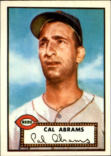 Photo of 1983 Topps 1952 Reprint #350 Cal Abrams