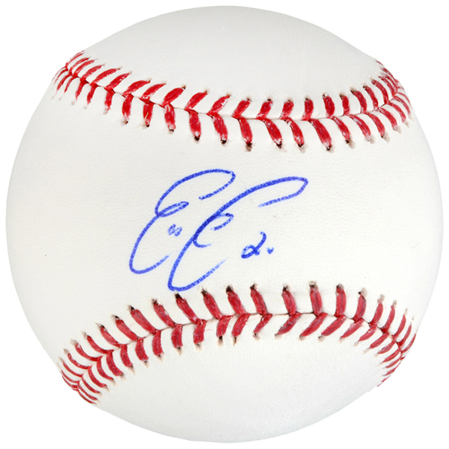 Photo of Everth Cabrera San Diego Padres Autographed Baseball