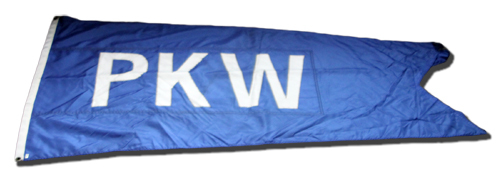 Photo of Wrigley Field Collection -- Rooftop Flag -- PKW