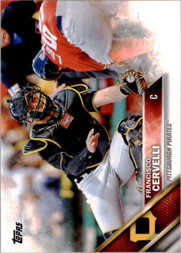 Photo of 2016 Topps #276 Francisco Cervelli