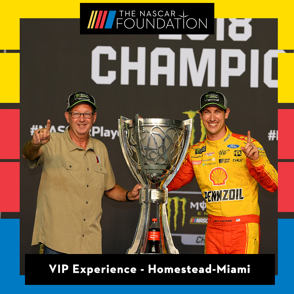 Ultimate VIP Experience at Homestead-Miami Speedway!