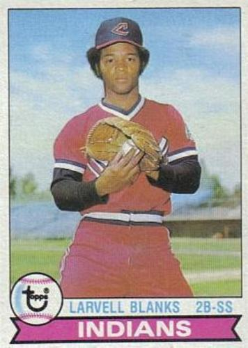 Photo of 1979 Topps #307 Larvell Blanks