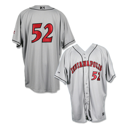 Photo of #52 Game Worn Road Jersey
