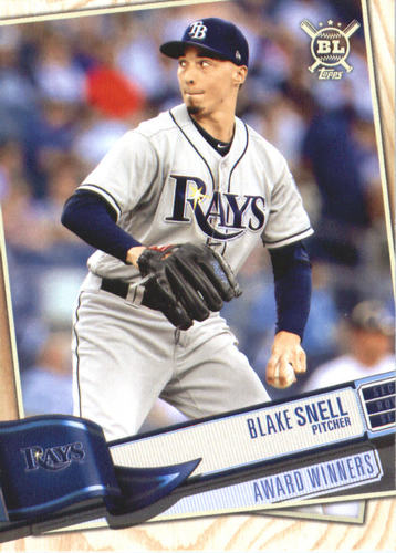 Photo of 2019 Topps Big League #379 Blake Snell