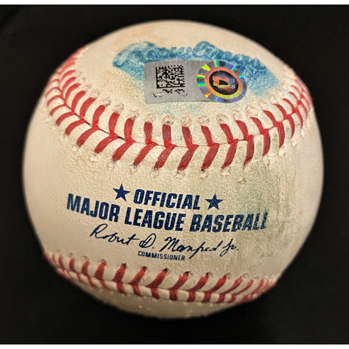 Photo of Game-Used Baseball:  Victor Reyes Detroit Tigers Single (MLB AUTHENTICATED)