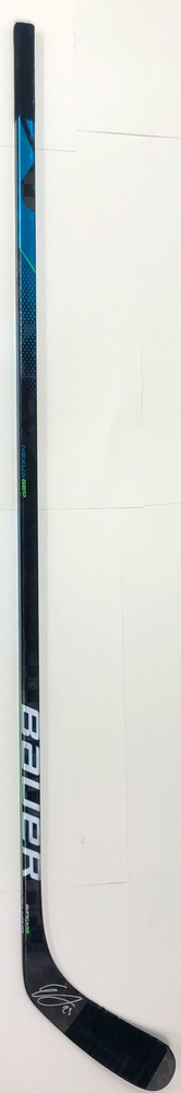 #23 Esa Lindell Game Used Stick - Autographed - Dallas Stars