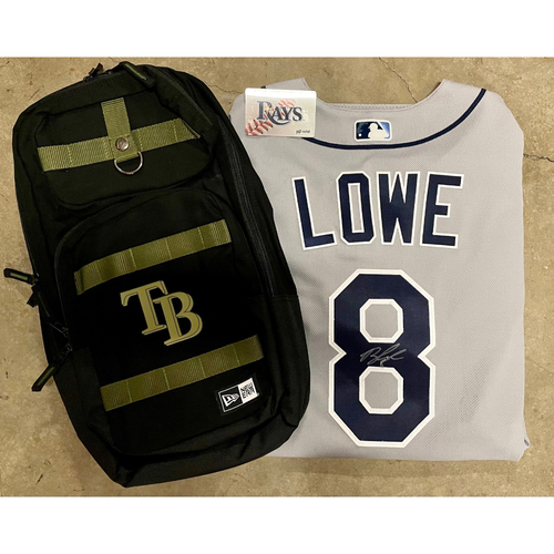 Photo of Rays Baseball Foundation: 2021 Tampa Bay Rays Swag Bag