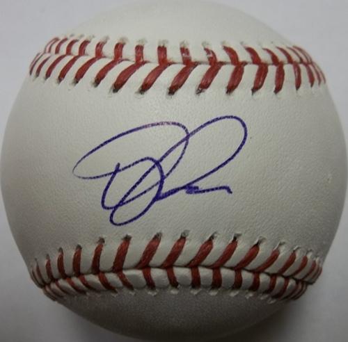 Terry Francona Autographed Baseball