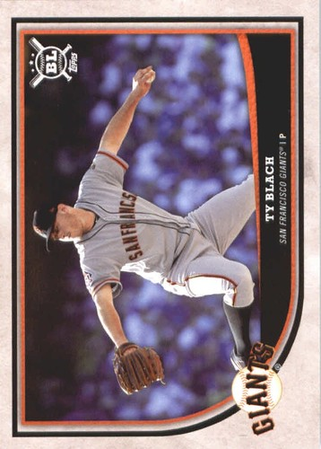 Photo of 2018 Topps Big League #147 Ty Blach