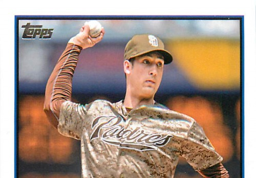 Photo of 2012 Topps Update #US306 Joe Wieland RC