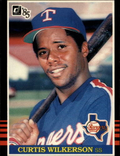 Photo of 1985 Donruss #99 Curtis Wilkerson
