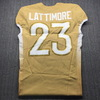 NFL - Saints Marshon Lattimore Game Issued Pro Bowl 2020 Jersey Size 42