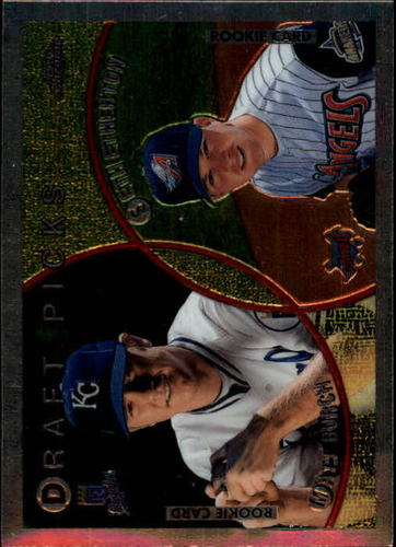 Photo of 1999 Topps Chrome #216 M.Burch/S.Etherton RC