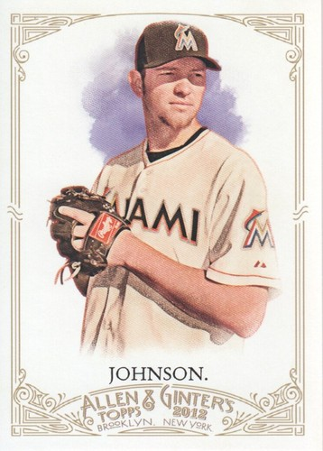 Photo of 2012 Topps Allen and Ginter #43 Josh Johnson