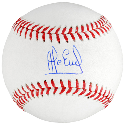 Photo of Alcides Escobar Kansas City Royals Autographed Baseball