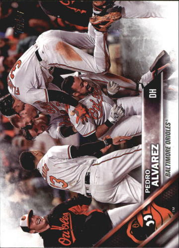 Photo of 2016 Topps Update #US8 Pedro Alvarez