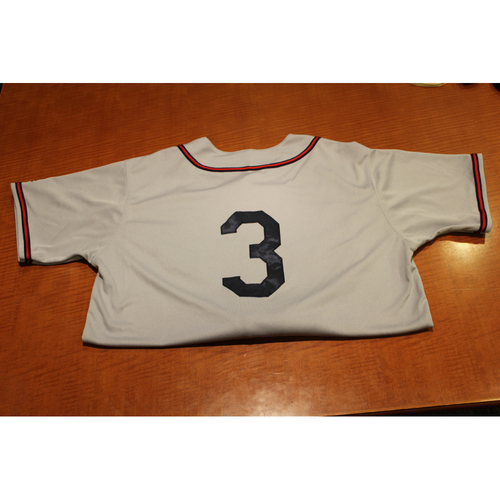 Photo of Game-Used Uniform: 6/1/19 & 6/7/19 Pittsburgh Crawford Uniform Set  - Cole Tucker