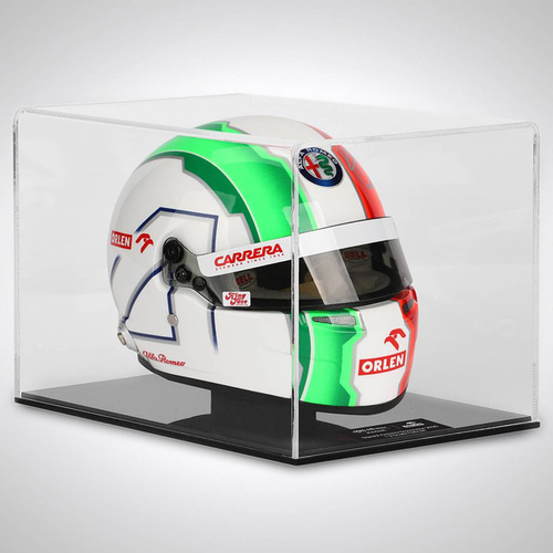 Photo of Antonio Giovinazzi 2020 Signed 1:2 Scale Helmet