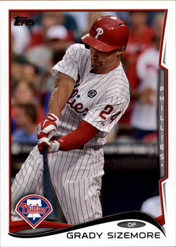 Photo of 2014 Topps Update #US33 Grady Sizemore