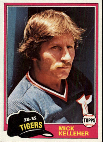 Photo of 1981 Topps Traded #779 Mick Kelleher