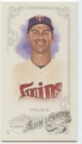 Photo of 2015 Topps Allen and Ginter Mini #174 Joe Mauer
