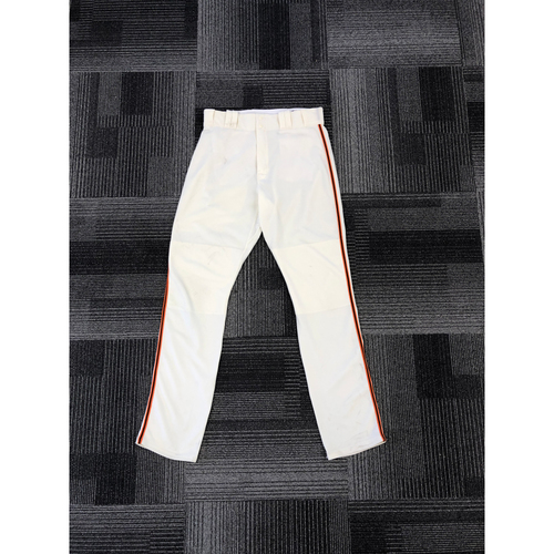Photo of 2017 Team Issued Road Pants - #12 Joe Panik - Size 36-39-36