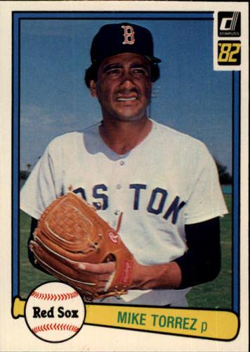 Photo of 1982 Donruss #235 Mike Torrez