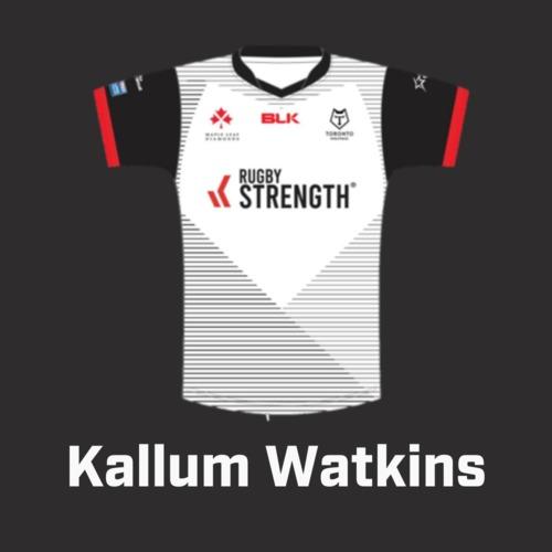 Photo of Kallum Watkins - Signed, match worn 2020 players shirt