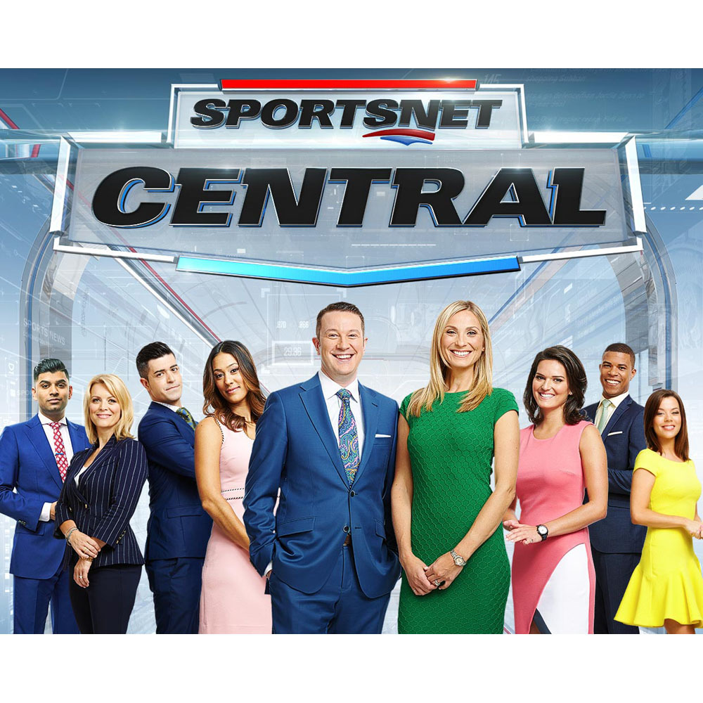 A Night Behind the Scenes at Sportsnet Central