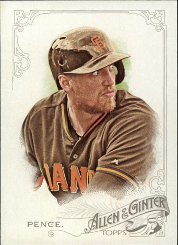 Photo of 2015 Topps Allen and Ginter #260 Hunter Pence