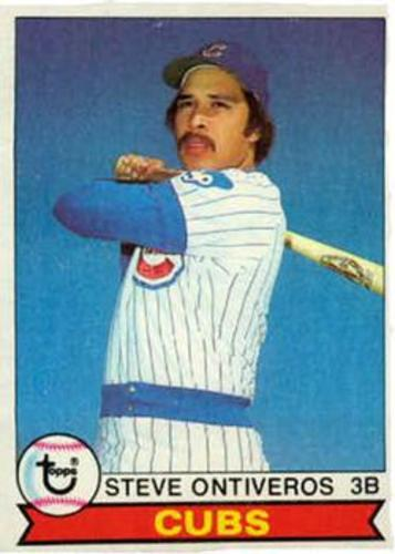 Photo of 1979 Topps #299 Steve Ontiveros