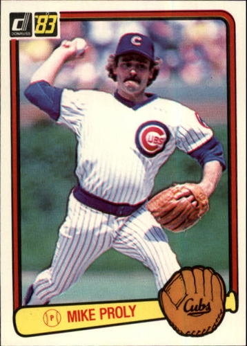 Photo of 1983 Donruss #225 Mike Proly