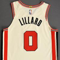 Damian Lillard - Portland Trail Blazers - 2020 MTN DEW 3-Point Contest - Event-Issued City Edition Jersey