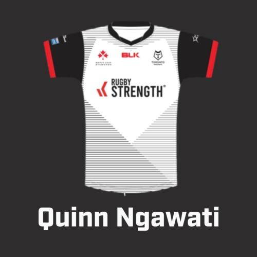 Photo of Quinn Ngawati - Signed, match worn 2020 players shirt