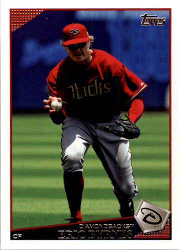Photo of 2009 Topps #552 Eric Byrnes