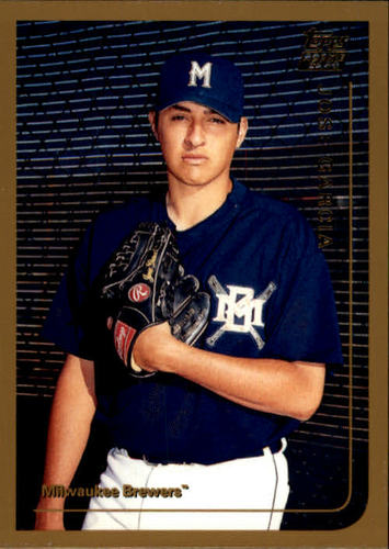 Photo of 1999 Topps Traded #T14 Jose Garcia RC