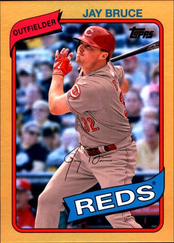 Photo of 2014 Topps Archives Gold #55 Jay Bruce
