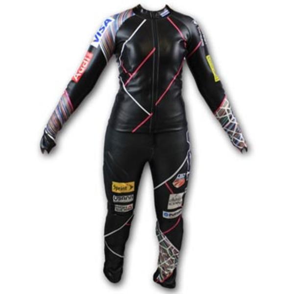 Photo of Official 2013-2014 U.S. Ski Team Spyder Women's Slalom Race Suit (Size Med)