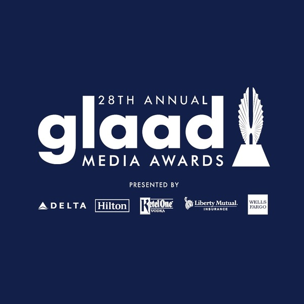Photo of 28th Annual GLAAD Media Awards in Los Angeles, CA
