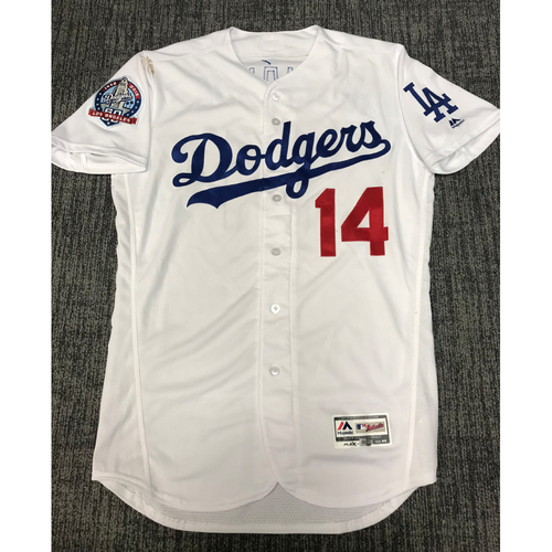superior quality 7034c dd7f2 MLB Auctions | Kirk Gibson Foundation Auction: Kike ...