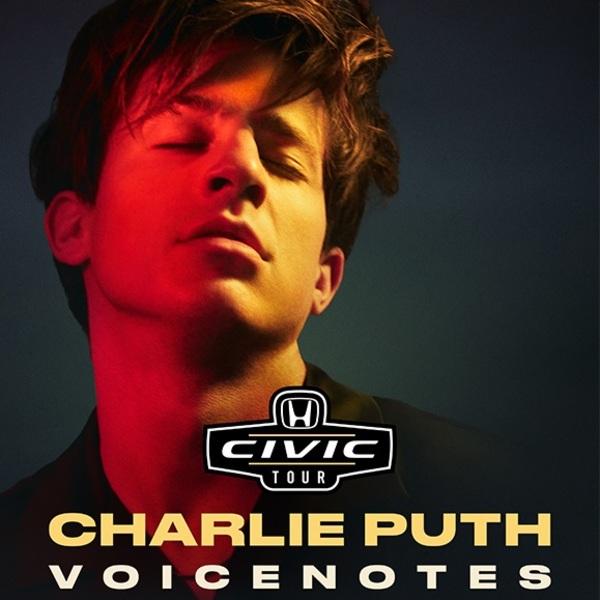 Photo of Charlie Puth VIP Concert Experience in Tampa